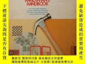 二手書博民逛書店The罕見Handyman s Handbook(館藏書)Y16