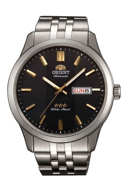 【分期0利率】ORIENT 東方錶 機械錶 原廠公司貨 錶徑4.3公分 SAB0B009B 黑面