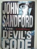 【書寶二手書T3/原文小說_D8I】The Devil's Code_Sandford, John