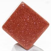 易晶緣水晶方塊合成金沙石星空原礦石頭擺件孩子禮物魚缸裝飾造景