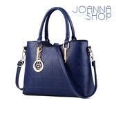 手提包  美式史翠普氣勢包-Joanna Shop