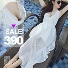 SISI【D5070】波西米亞沙灘長裙 ...