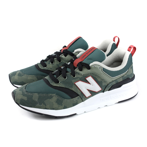 NEW BALANCE 997H 運動鞋 復古鞋 軍綠色 男鞋 CM997HBG-D no604