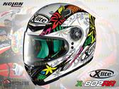 [安信騎士] 義大利Nolan X-Lite X-802RR D.PETRUCCI#107 複合纖維 全罩 安全帽