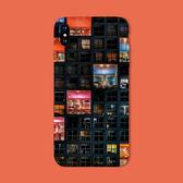 🍏 iPhoneXs/XR 蘋果手機殼 可掛繩 夜華廈 黑邊軟殼 i8X/i7/i6sPlus/i5