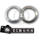 【EC數位】Pentax PK 鏡頭轉 Canon EOS EF系統 機身鏡頭 鋁合金轉接環