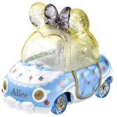 迪士尼夢幻珠寶小汽車 粉鑽蝴蝶結小車 愛麗絲_DS59516