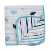奇哥 純棉紗布被-小河馬 (TLC69800B) 790元+附公司紙袋