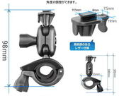 專利t型後視鏡支架環扣式支架扣環式支架行車紀錄器支架: 快譯通環天 g-sat rv-3d abee v30 v32 v35 v50 v51