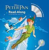 【麥克書店】PETER PAN  (彼得潘) /英文繪本附CD‧聽迪士尼說故事