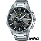 卡西歐 CASIO EDFICE 簡約三眼計時腕錶 EFR-303D-1A