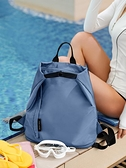 游泳包 游泳包收納包泳袋干濕分離防水包沙灘包便攜男健身運動背包女小包 ww