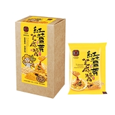 【豐滿生技】調理紅薑黃芝麻醬包(35g*4包/盒)