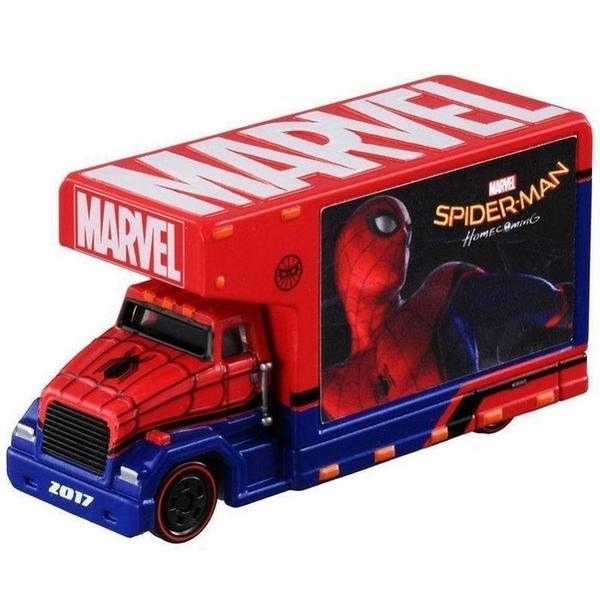 TOMICA DREAM宣傳車蜘蛛人返校日電影 漫威T.U.N.E DS89704 多美小汽車