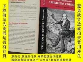 二手書博民逛書店【實物拍圖】the罕見teaching of CHARLES F