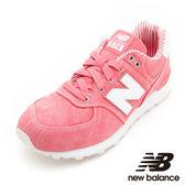 New Balance NB 童鞋 復古鞋 粉紅 GC574CE