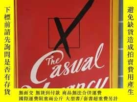 二手書博民逛書店J.K.ROWLING罕見the casual vacancy 精裝.Y229169 出版2012