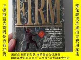 二手書博民逛書店The罕見Firm(美國著名小說家約翰·格里斯姆暢銷犯罪小說《糖