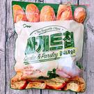 CW大蒜麵包風味餅乾400g【0216團...