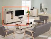 8號店鋪 森寶藝品傢俱 c-01 品味生活 客廳 電視櫃系列    821-1a  優娜8尺L型電視櫃