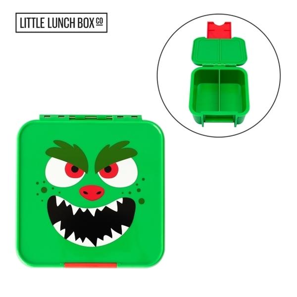 【虎兒寶】澳洲 Little Lunch Box 小小午餐盒 - Bento 5 (小怪物)