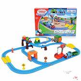 電動小火車軌道玩具多多島百變套裝益智玩具XW 萊爾富免運