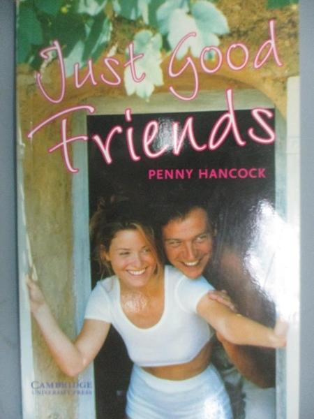 【書寶二手書T5/原文小說_OLC】Just Good Friends_Hancock, Penny