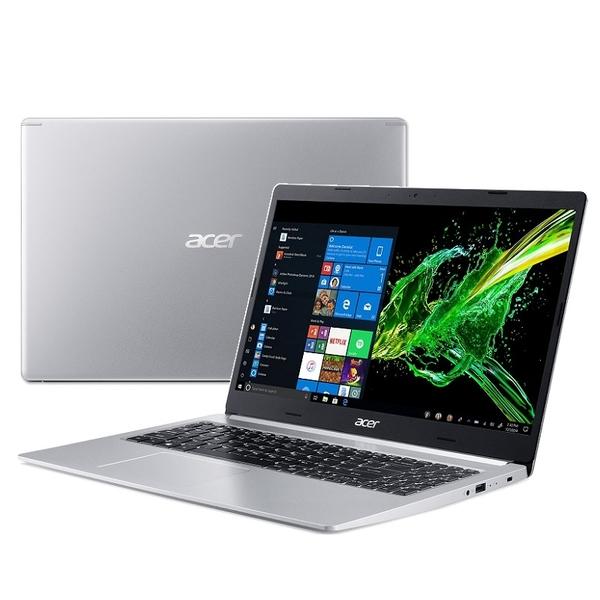 宏碁 acer A515-55G 黑/銀 256G SSD+1TB競速特仕版【i5 1035G1/15.6吋/MX350/四核/娛樂/筆電/Buy3c奇展】似S533FL