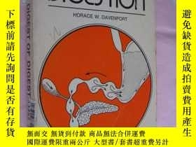 二手書博民逛書店A罕見Digest of Digestion 消化道疾病 插圖本