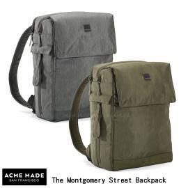 【A Shop】Acme Made系列 Montgomery Street Backpack蒙哥馬利後背包-共2色