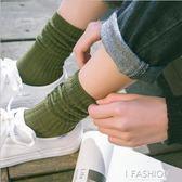 堆堆襪女韓國秋冬季潮個性襪子女中筒襪韓版學院風日系長襪-ifashion