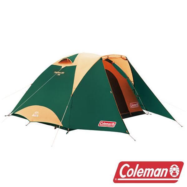 Coleman TOUGH圓頂帳 綠 CM-27278M  戶外|露營|帳篷