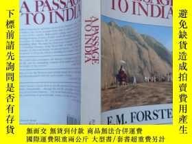 二手書博民逛書店A罕見Passage to IndiaY13005 E. M.