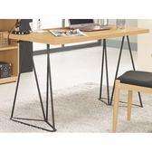書桌 電腦桌 MK-886-2 達拉斯4尺書桌【大眾家居舘】