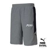 Puma 灰色 棉質 短褲 男款 NO.H2997【新竹皇家 58520803】