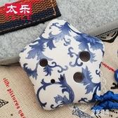 陶笛 6孔高音C調中音C調環保塑膠海星陶笛初學六孔AC樂器之星 DR17521『東京潮流』
