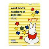 屈臣氏Miffy防洗膠布 25片