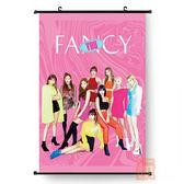 韓國TWICE   FANCY大掛畫 布面海報 E811-G【玩之內】周子瑜  林娜璉 Mina SANA MOMO