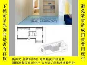 二手書博民逛書店Clever罕見Solutions for Small ApartmentsY405706 Patricia