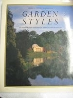 二手書博民逛書店《Garden Styles: History Design/t