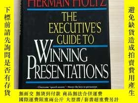 二手書博民逛書店The罕見Executive s Guide to Winnin