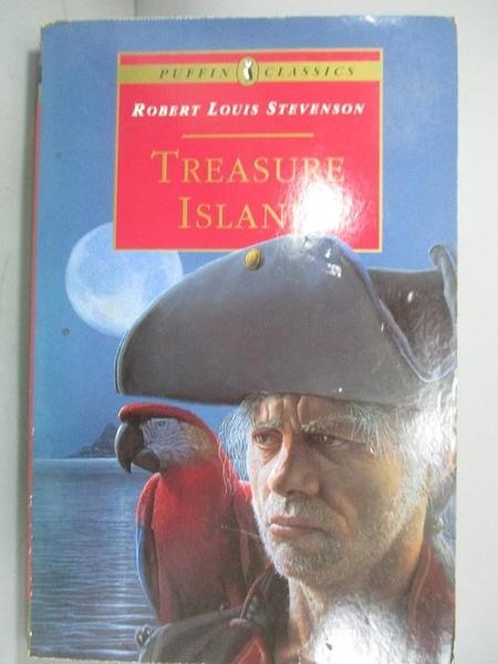 【書寶二手書T1/原文小說_ICC】Treasure Island_Stevenson, Robert Louis
