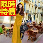 洋裝-短袖設計典雅造型韓版連身裙61a41[巴黎精品]