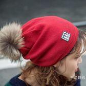 孕婦帽子秋季時尚保暖防風春秋月子帽冬產后坐月子帽子產婦帽秋冬
