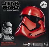 《 STAR WARS 星際大戰 》星際大戰黑標GE CAPT CARDINAL收藏頭盔 / JOYBUS玩具百貨