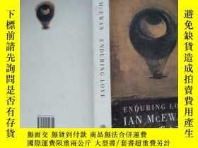 二手書博民逛書店Enduring罕見Love (by Ian McEwan) 伊