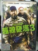 挖寶二手片-C01-009-正版DVD-電影【超殺硬漢3】-丹尼特瑞歐*2012-丹尼葛洛佛(直購價)