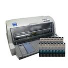 【搭原廠色帶15支】EPSON LQ-635C 635 高速24針 點陣印表機