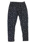 【卡漫城】 Hello Kitty 保暖 兒童 內搭褲 黑色 S號 ㊣版 九分 毛褲襪 褲襪 珊瑚絨 絨毛 保暖褲 溫暖