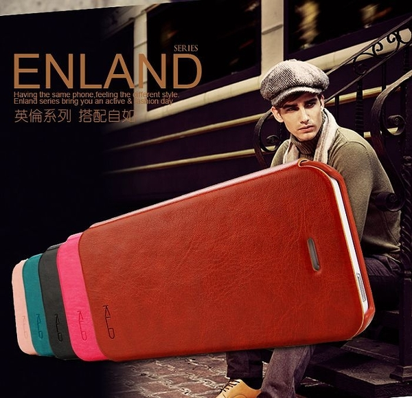 ※KALAIDENG 卡來登 Apple iPhone 4/iPhone 4S 英倫系列側翻皮套/側開皮套/背蓋式皮套/翻蓋保護殼/保護套